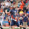 Wheaton College Football vs Augustana (Homecoming 2009) (24-17)