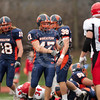 Wheaton College Football vs Carthage (30-35), Last game of the season