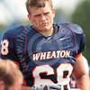 Wheaton College Football vs Wabash (scrimmage)