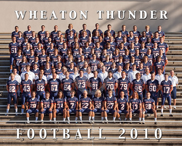 Wheaton College Football 2010