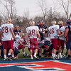 Wheaton College Football vs Coe College (31-21)- NCAA Playoffs, Round One, November 20, 2010