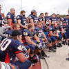 Wheaton College Football vs Illinois Wesleyan (29-19), October 2, 2010