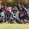 Wheaton College Football vs North Central (6-28), November 6, 2010