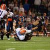 Wheaton College Football vs UW Platteville (51-20), September 18, 2010