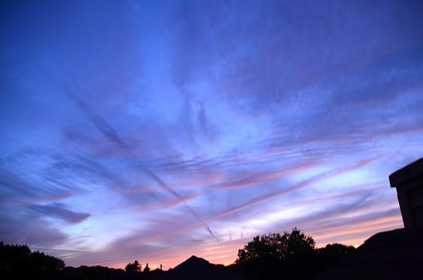 Fall 2013 Sunset