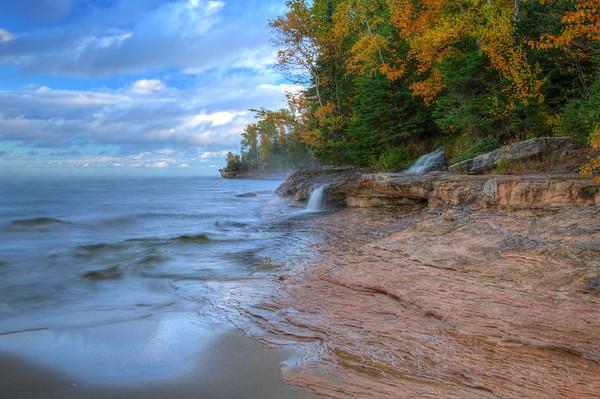 Upper Peninsula in the Fall
