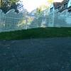 Clever fence design