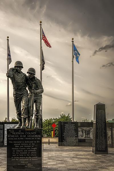 Hudson County Korean War Memorial