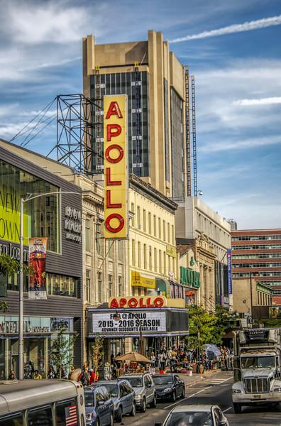 Harlem, NY  Apollo Theater
