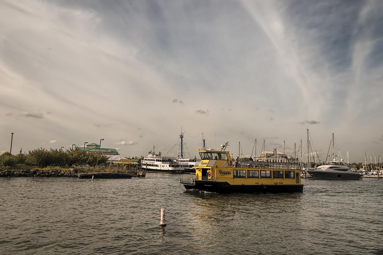 Jersey City Ferry