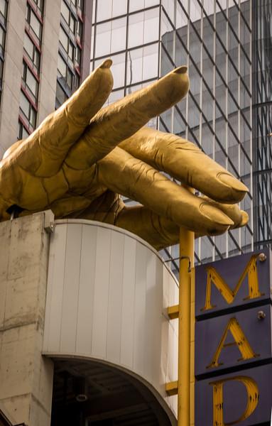 Madame Tussauds, Time Square