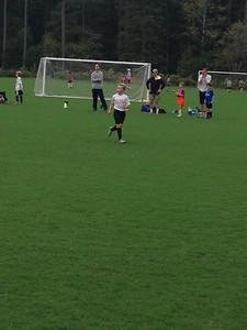 Conall's soccer team (the Storm Troopers) - YDA Jrs