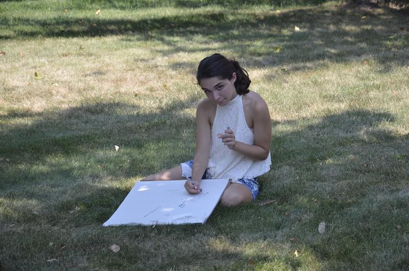 Orientation Drawing Class