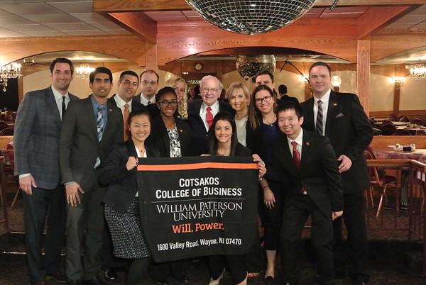 Warren Buffet & Business Students 11_15