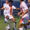 Wheaton College Men's Soccer vs John Carroll (1-3)/ Bob Baptista Invitational