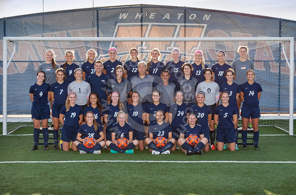 Wheaton College 2016 Women's Soccer