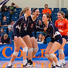Wheaton College Volleyball vs University of Chicago (3-1)