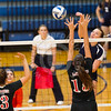 Wheaton College Volleyball vs Lake Forest (3-0)