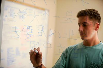 Chinese Glass Writings