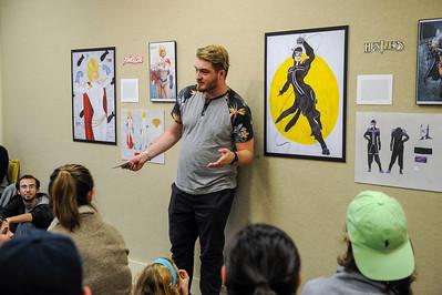 Art Eli Henson Gallery Talk
