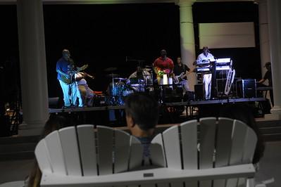Band @Greek Pavilion