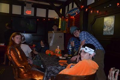 Halloween Party - 2016