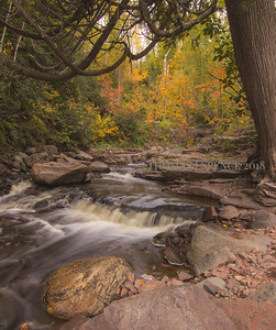 Fall along the Onion River