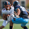 Wheaton College Football at Elmhurst College (40-15)