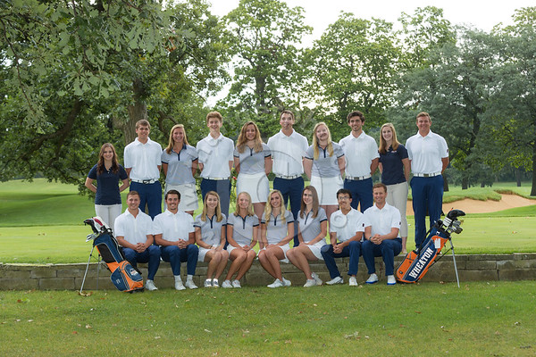 Wheaton College Golf 2017-18