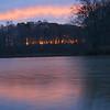 Sunrise at Bischoff Reservoir