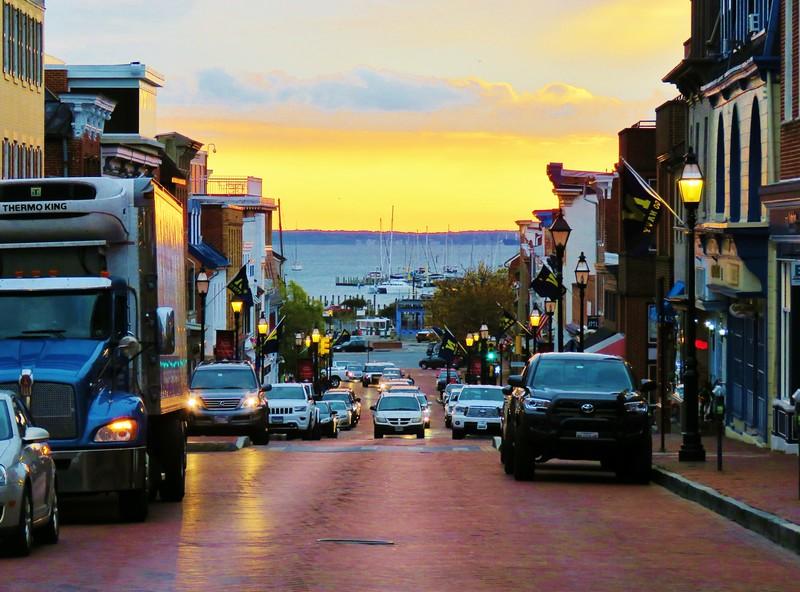 Main Street Annapolis Fall 2017