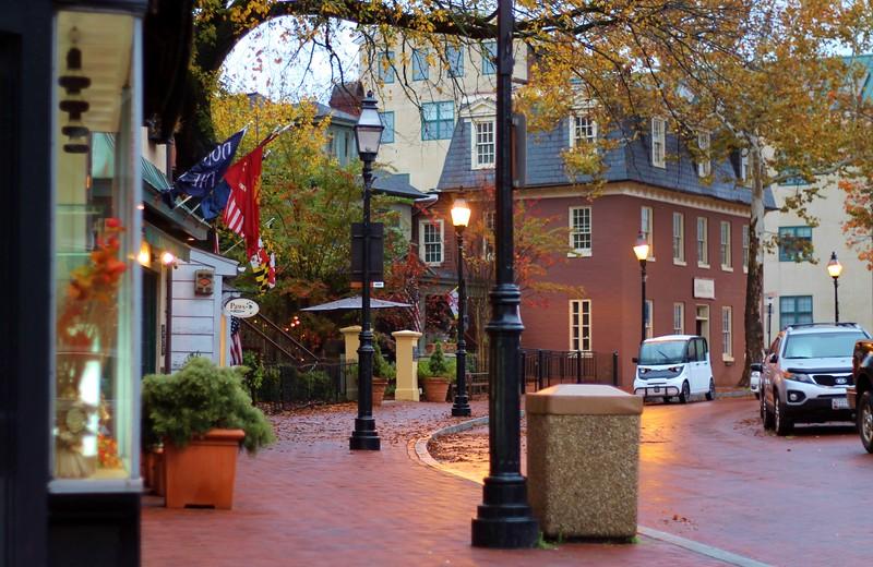 State Circle, Maryland