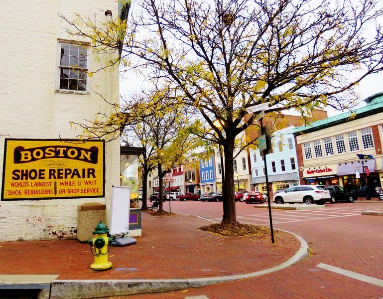 Famous Corner, Annapolis