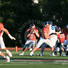 Wheaton College Football vs Millikin University, September 22, 2018