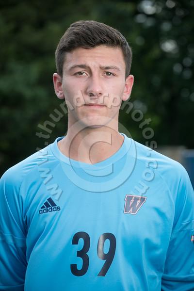 Wheaton College 2018 Men's Soccer Team