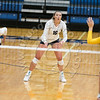 Wheaton College Volleyball vs UW OshKosh (25-21, 25-12, 25-18)