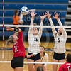 Wheaton College Volleyball vs Lake Forest (3-2)