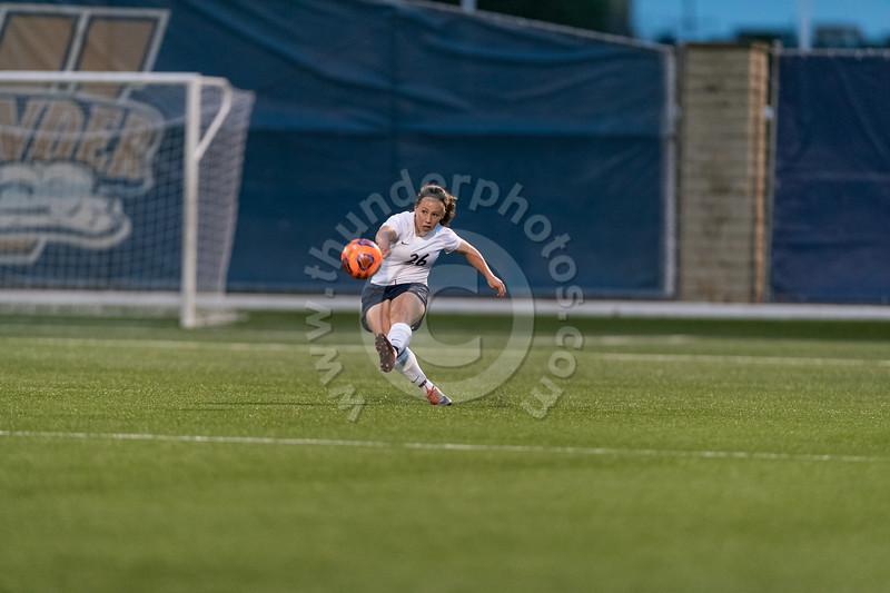 Wheaton College Women's Soccer vs Thomas More College (1-0)/ Bob Baptista Invitational