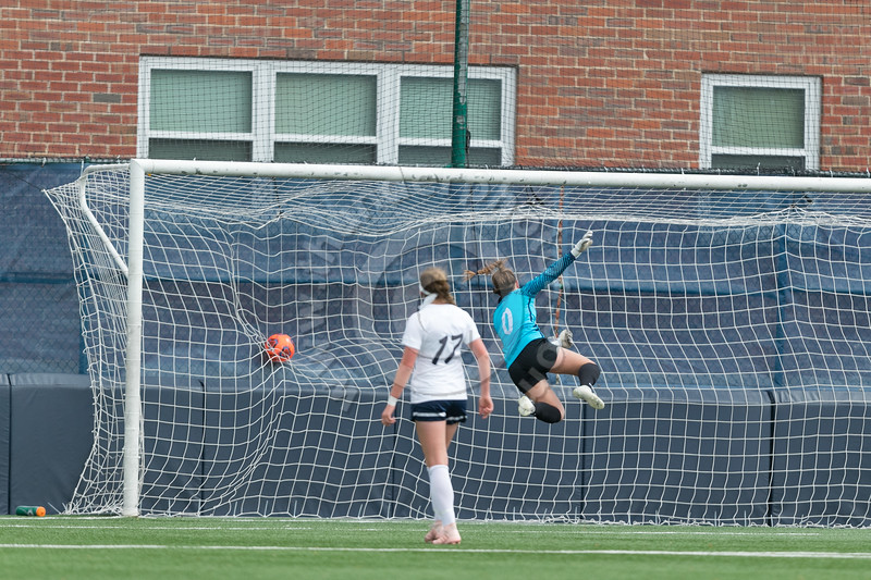 Wheaton College Women's Soccer vs #1 Washington University (1-2)