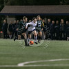 Wheaton College Women's Soccer vs IL Wesleyan (1-1 OT)/ CCIW Championship Game (IWU goes through on penalties 5-4)