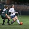 Wheaton College Women's Soccer vs IL Wesleyan (1-1 OT)/ CCIW Championship Game (IWU goes through on penalties 5-4)