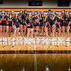 Wheaton College 2019 Volleyball Team