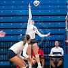 Wheaton College Volleyball vs Domincan (25-19, 25-18, 27-29, 27-29, 15-10)