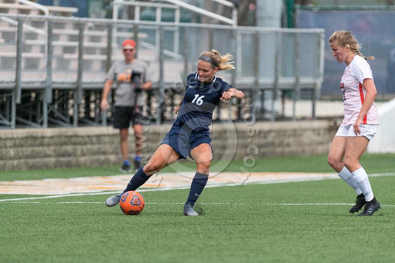 Wheaton College Women's Soccer vs Rochester Institute of Technology (3-1)