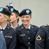 FB Furman ROTC Halftime 2019-2