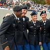 FB Furman ROTC Halftime 2019-19