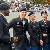FB Furman ROTC Halftime 2019-11