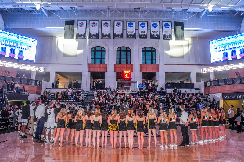 MBK High Point BannerCeremony 2019-10