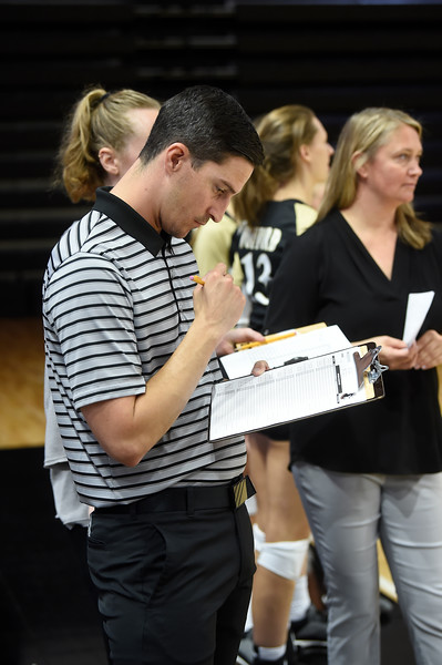 VB GWU Coaches 2019-2