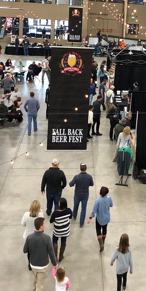 Fall Back Beer Fest was this weekend